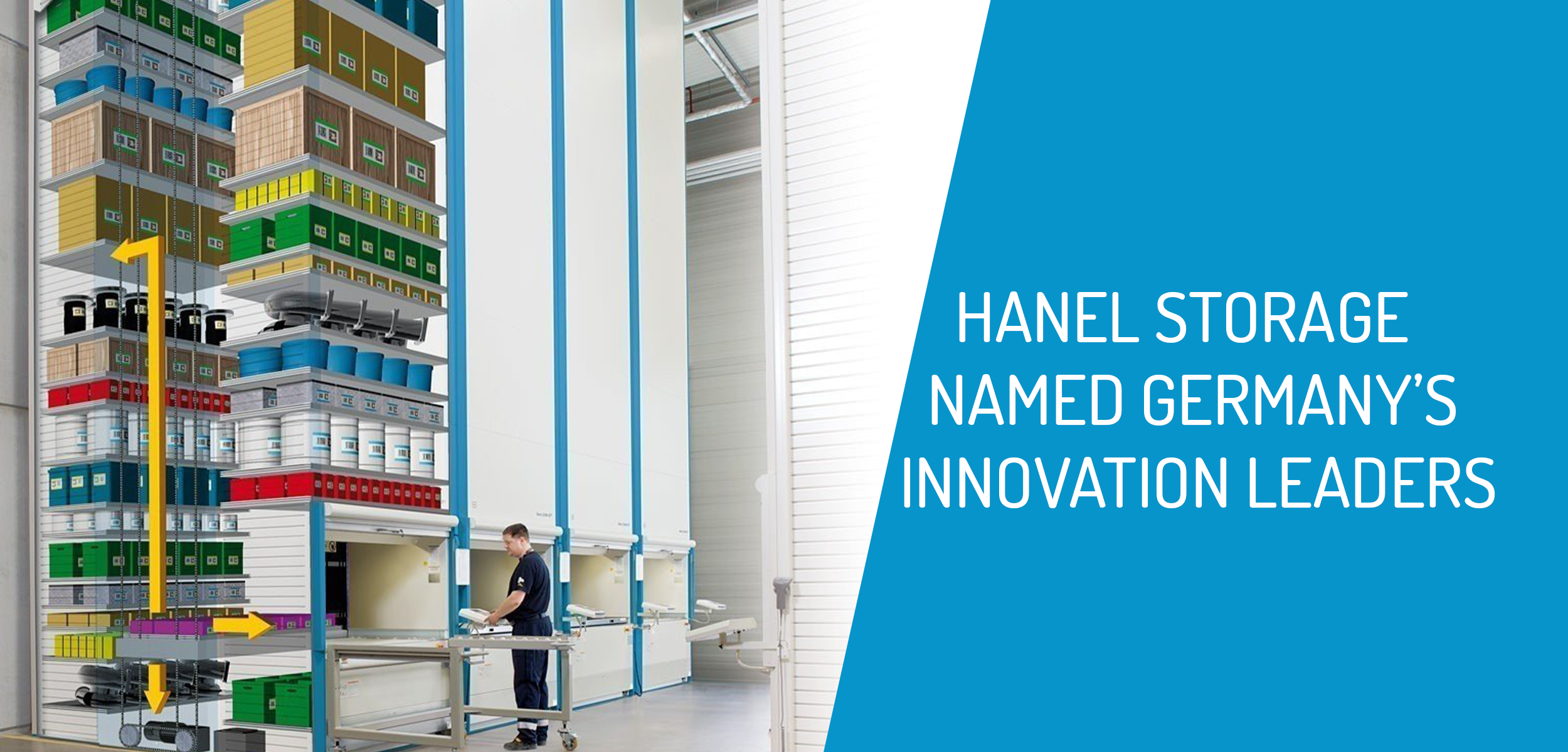 Hanel Innovation Leaders Hero